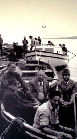 Francesco Mignona, Emilio Bigi, Giovanni Mariani, Angelo Tancredi, Giovanni Degortes, Antonio Pellegrino, Quirico Giua